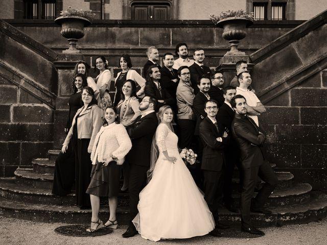 Le mariage de Francisque et Manon à Aubière, Puy-de-Dôme 33