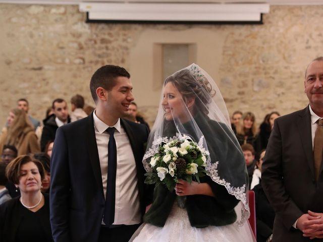 Le mariage de Achraf et Maryline à Souzy-la-Briche, Essonne 15