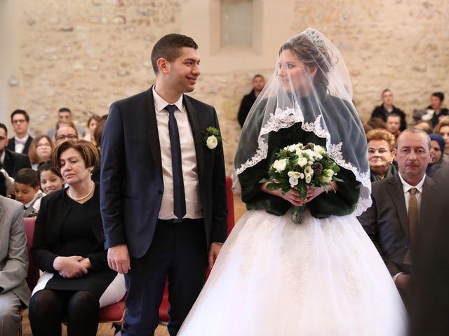 Le mariage de Achraf et Maryline à Souzy-la-Briche, Essonne 20