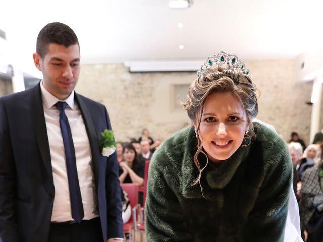 Le mariage de Achraf et Maryline à Souzy-la-Briche, Essonne 23