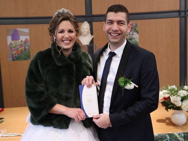 Le mariage de Achraf et Maryline à Souzy-la-Briche, Essonne 27