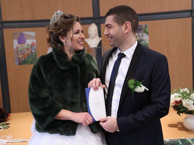 Le mariage de Achraf et Maryline à Souzy-la-Briche, Essonne 28