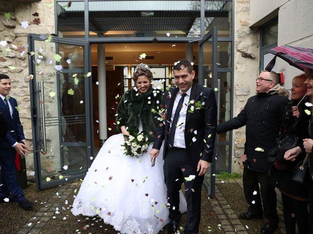 Le mariage de Achraf et Maryline à Souzy-la-Briche, Essonne 29