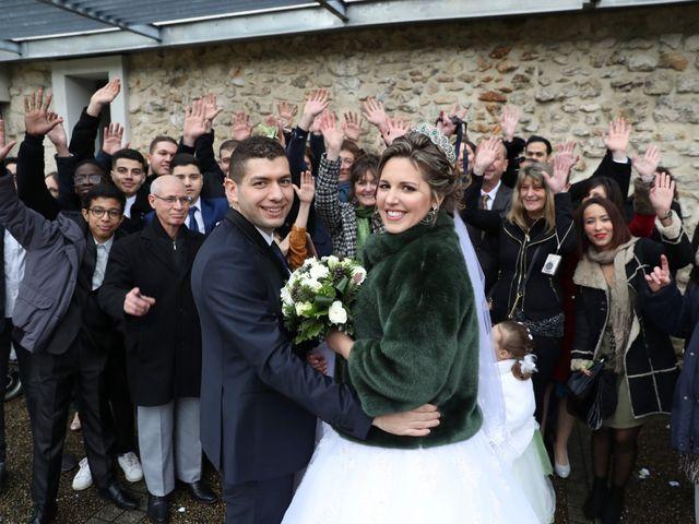 Le mariage de Achraf et Maryline à Souzy-la-Briche, Essonne 31