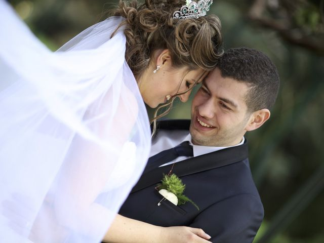 Le mariage de Achraf et Maryline à Souzy-la-Briche, Essonne 38