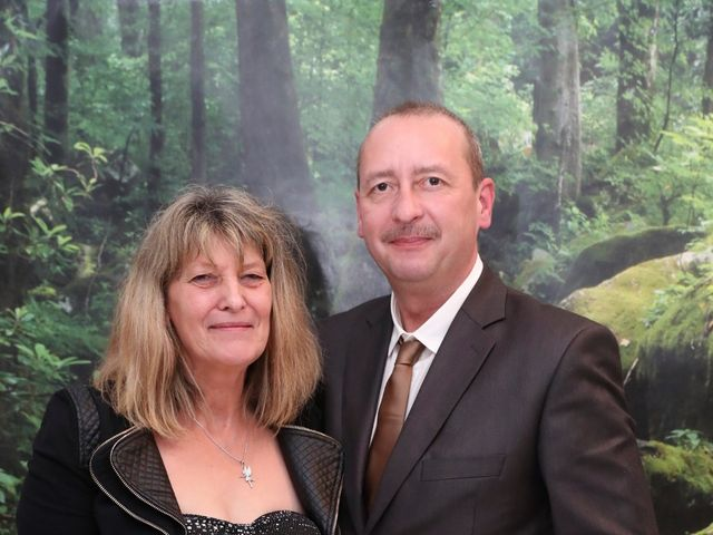 Le mariage de Achraf et Maryline à Souzy-la-Briche, Essonne 85