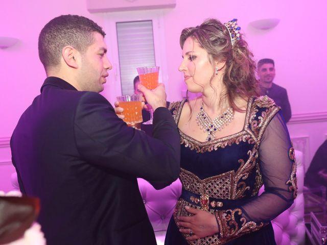 Le mariage de Achraf et Maryline à Souzy-la-Briche, Essonne 98