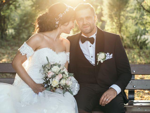 Le mariage de Stephanie et Levy