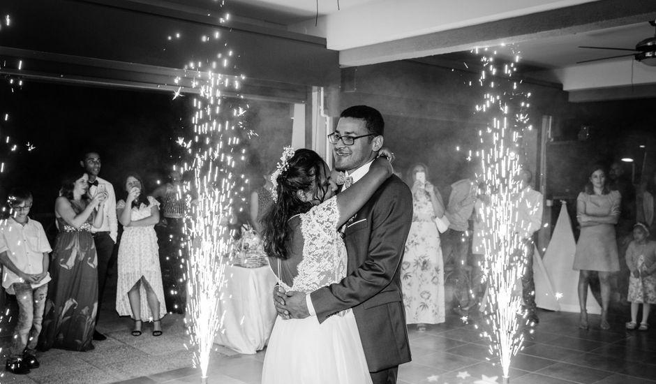 Le mariage de William et Anaïs à Saint-Gilles les Bains, La Réunion