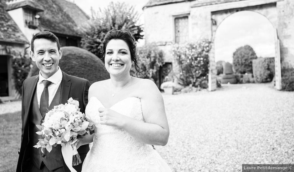 Le mariage de Daniel et Amélie à Vacheresses-les-Basses, Eure-et-Loir