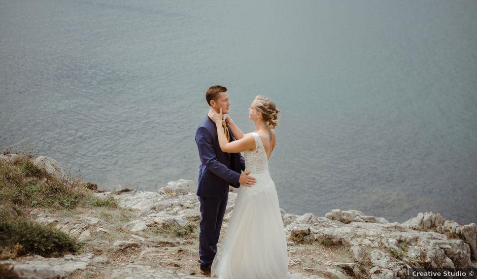 Le mariage de Anthony et Angélique à Guidel, Morbihan