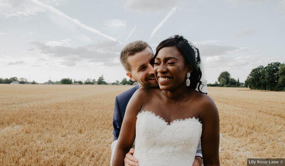 Le mariage de Louis et Margo à Le Bocasse, Seine-Maritime