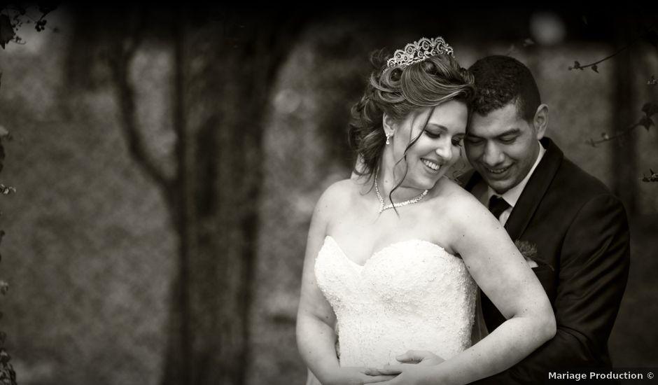 Le mariage de Achraf et Maryline à Souzy-la-Briche, Essonne