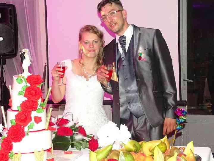 Le mariage de Anita et Jean-marie