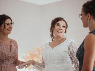 Le mariage de Arthur et Cynthia 1