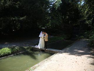 Le mariage de Arthur et Cynthia