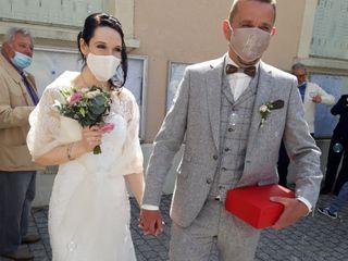 Le mariage de Sandrine  et Frédéric  1