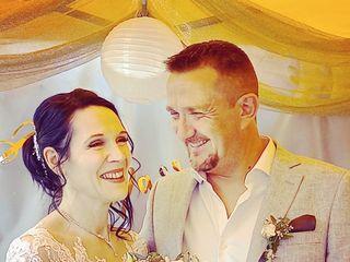 Le mariage de Sandrine  et Frédéric  2