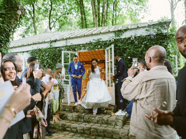 Le mariage de Georges et Aurelie à Paris, Paris 61