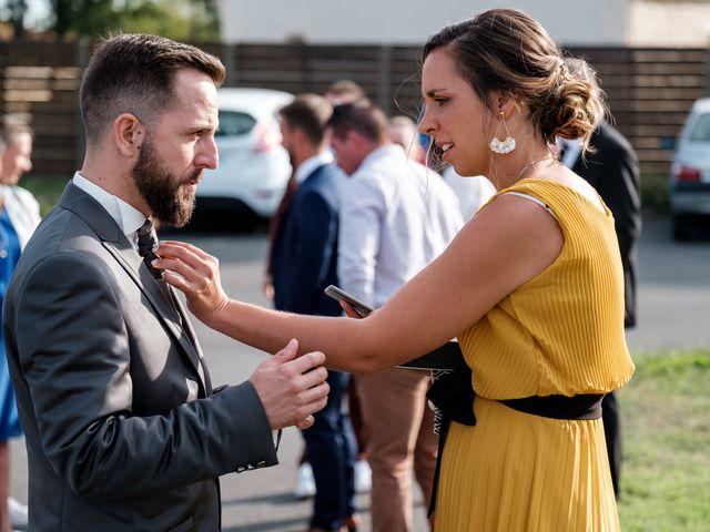 Le mariage de Florian et Amélie à Saint-Léger-les-Vignes, Loire Atlantique 7