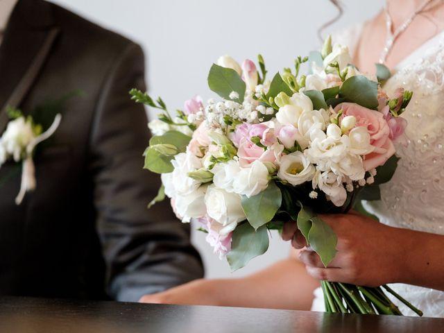 Le mariage de Florian et Amélie à Saint-Léger-les-Vignes, Loire Atlantique 13