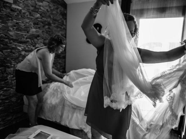 Le mariage de Florian et Amélie à Saint-Léger-les-Vignes, Loire Atlantique 2