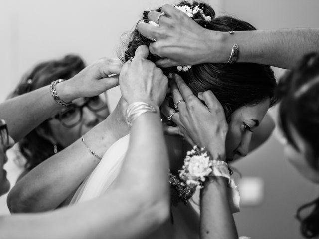 Le mariage de Florian et Amélie à Saint-Léger-les-Vignes, Loire Atlantique 5