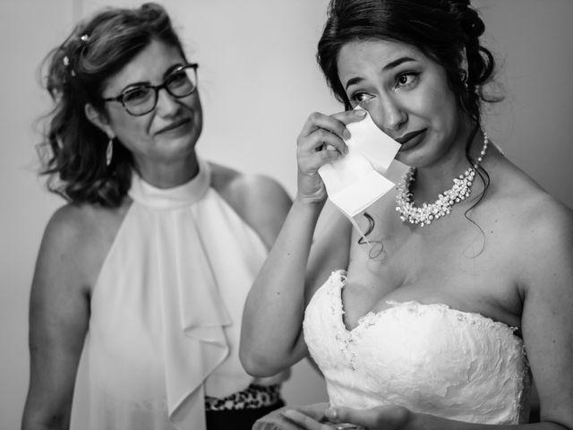 Le mariage de Florian et Amélie à Saint-Léger-les-Vignes, Loire Atlantique 6