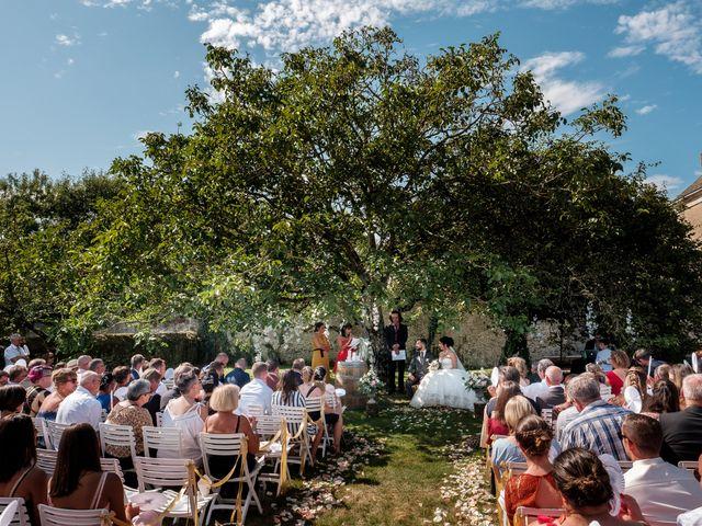 Le mariage de Florian et Amélie à Saint-Léger-les-Vignes, Loire Atlantique 27