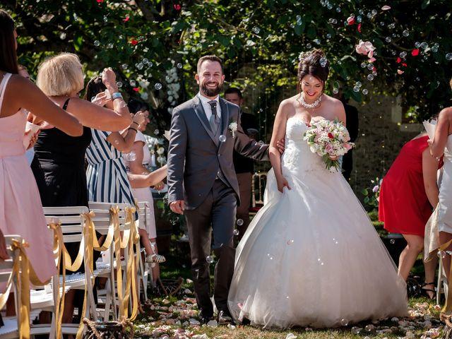 Le mariage de Florian et Amélie à Saint-Léger-les-Vignes, Loire Atlantique 32