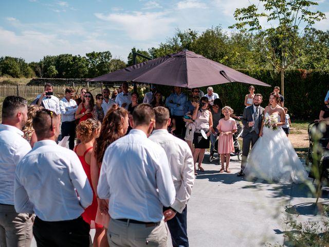 Le mariage de Florian et Amélie à Saint-Léger-les-Vignes, Loire Atlantique 43