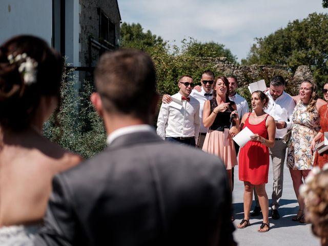 Le mariage de Florian et Amélie à Saint-Léger-les-Vignes, Loire Atlantique 44