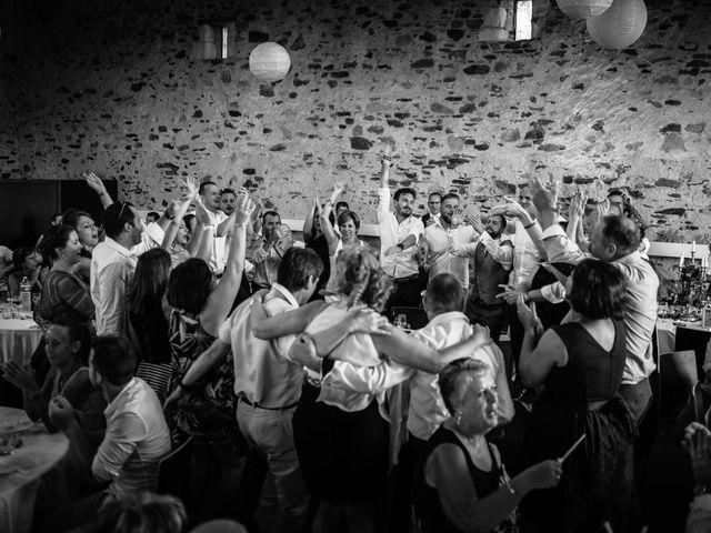 Le mariage de Florian et Amélie à Saint-Léger-les-Vignes, Loire Atlantique 45