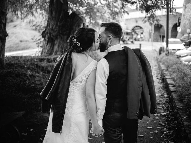Le mariage de Florian et Amélie à Saint-Léger-les-Vignes, Loire Atlantique 21