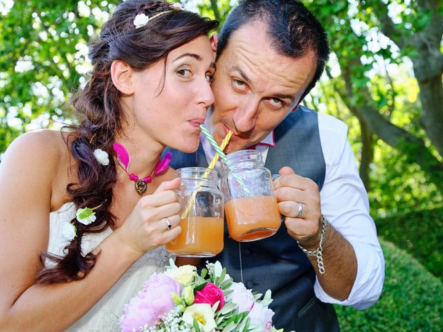 Le mariage de Ophélie et Matthieu