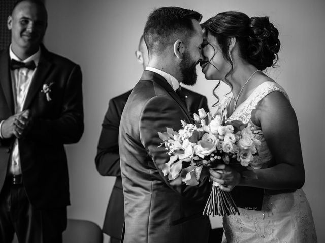 Le mariage de Florian et Amélie à Saint-Léger-les-Vignes, Loire Atlantique 14