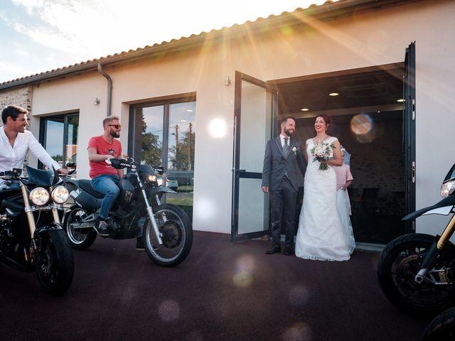 Le mariage de Florian et Amélie à Saint-Léger-les-Vignes, Loire Atlantique 15