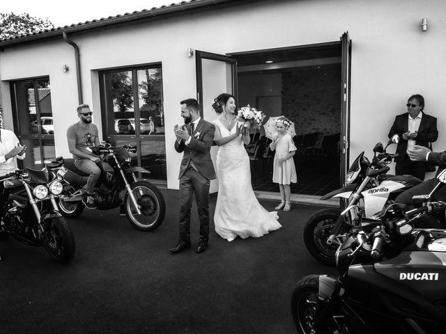 Le mariage de Florian et Amélie à Saint-Léger-les-Vignes, Loire Atlantique 17