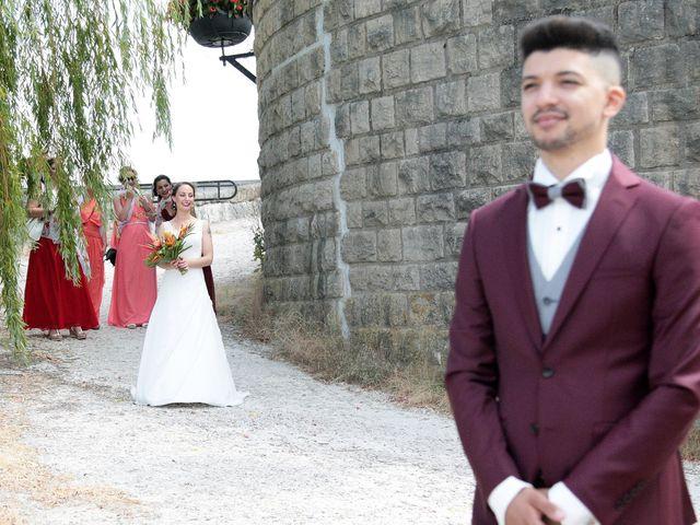 Le mariage de Julien et Aline à Montereau-faut-Yonne, Seine-et-Marne 2