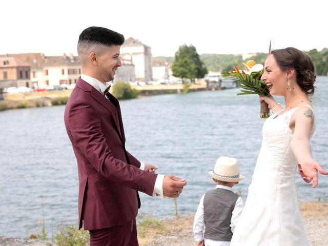 Le mariage de Julien et Aline à Montereau-faut-Yonne, Seine-et-Marne 3