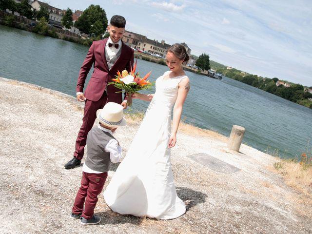 Le mariage de Julien et Aline à Montereau-faut-Yonne, Seine-et-Marne 5