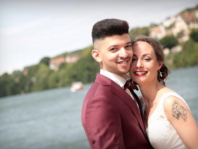 Le mariage de Julien et Aline à Montereau-faut-Yonne, Seine-et-Marne 6