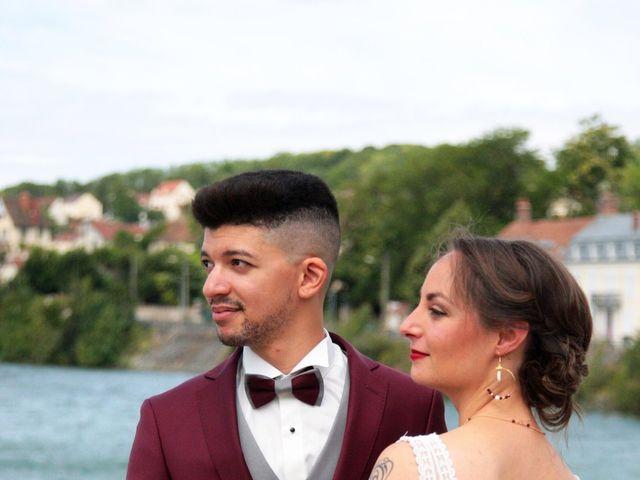 Le mariage de Julien et Aline à Montereau-faut-Yonne, Seine-et-Marne 7