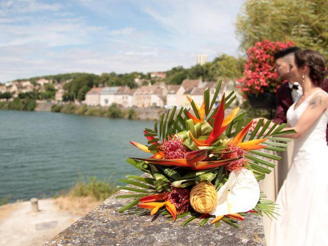 Le mariage de Julien et Aline à Montereau-faut-Yonne, Seine-et-Marne 20