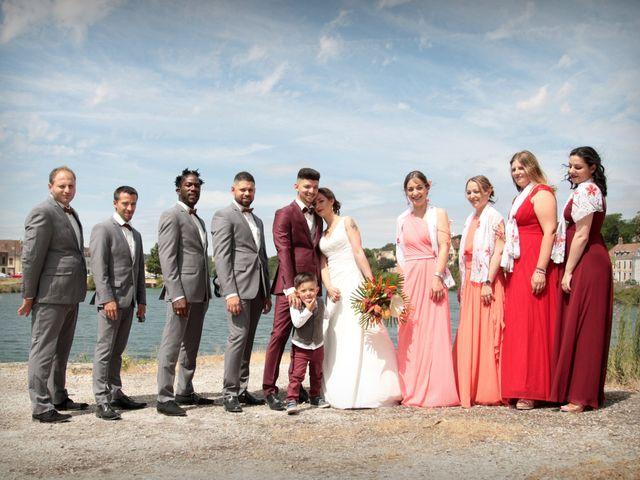 Le mariage de Julien et Aline à Montereau-faut-Yonne, Seine-et-Marne 26