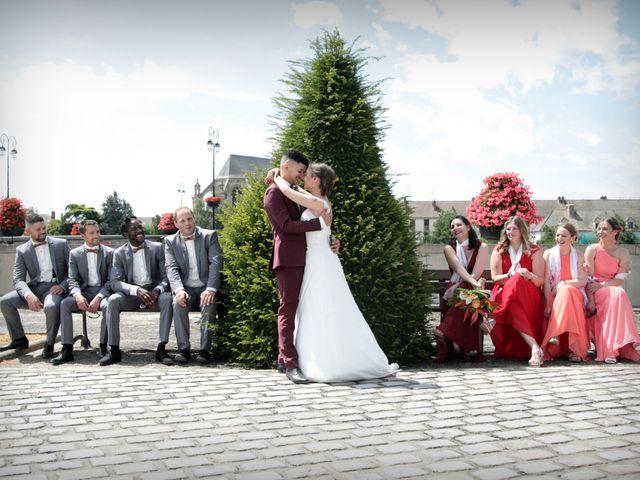 Le mariage de Julien et Aline à Montereau-faut-Yonne, Seine-et-Marne 27