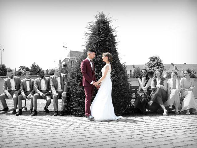 Le mariage de Julien et Aline à Montereau-faut-Yonne, Seine-et-Marne 28