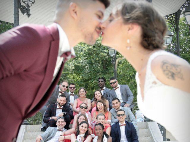 Le mariage de Julien et Aline à Montereau-faut-Yonne, Seine-et-Marne 30