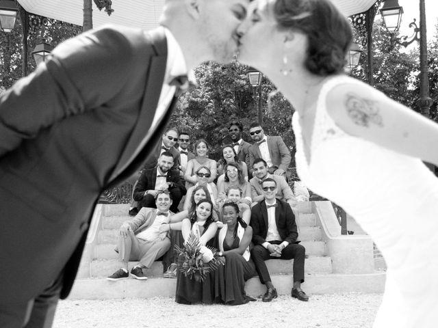 Le mariage de Julien et Aline à Montereau-faut-Yonne, Seine-et-Marne 31