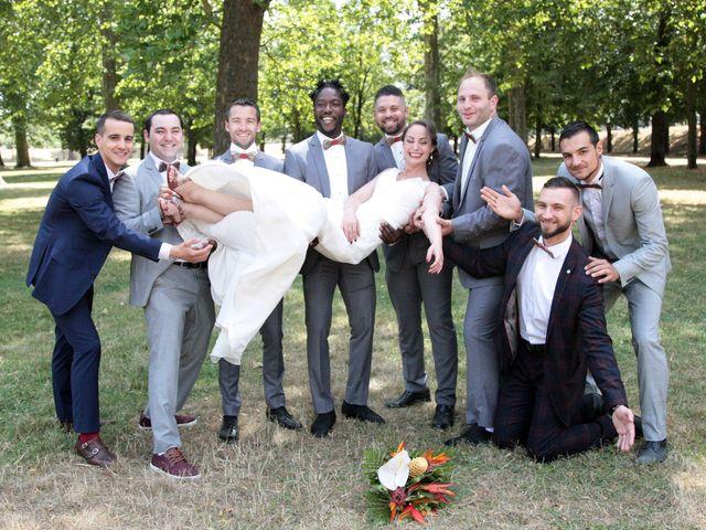 Le mariage de Julien et Aline à Montereau-faut-Yonne, Seine-et-Marne 41